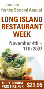 Long Island Restaurant Week Share Your Stories New York
