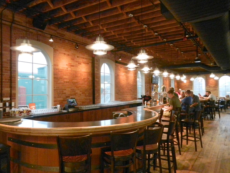 Genesee brewing company tap house now open in rochester - Interior decorators rochester ny ...