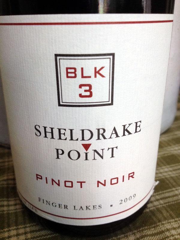 sheldrake-2009-pinot-noir