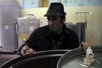 Ice wine guru, Jonathan Oakes