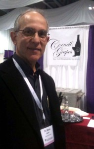 Cornell professor Bruce Reisch