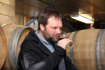 Former Villa Bellangelo winemaker Ian Barry.