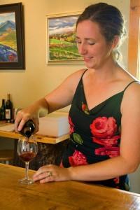 Monello Winery owner Grace Mirchandani