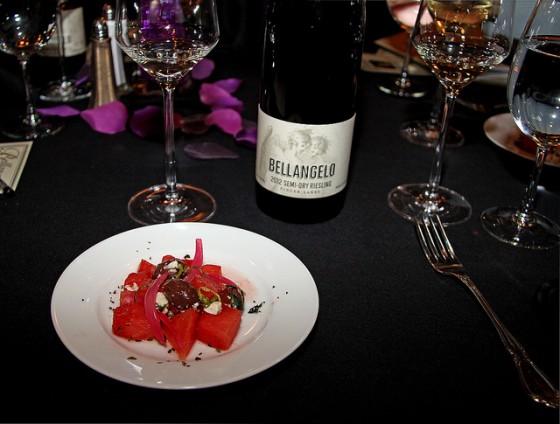villa-bellangelo-dinner