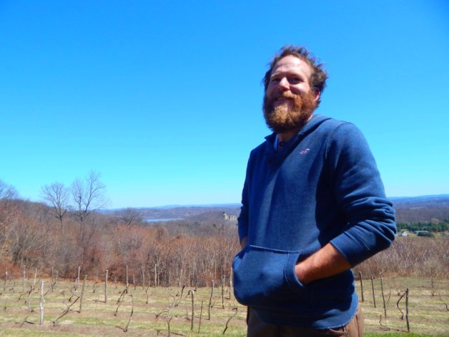 Matthew Spaccarelli General Manager and Winemaker Benmarl Winery