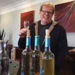 Stephen Osborn at Stoutridge Vineyard