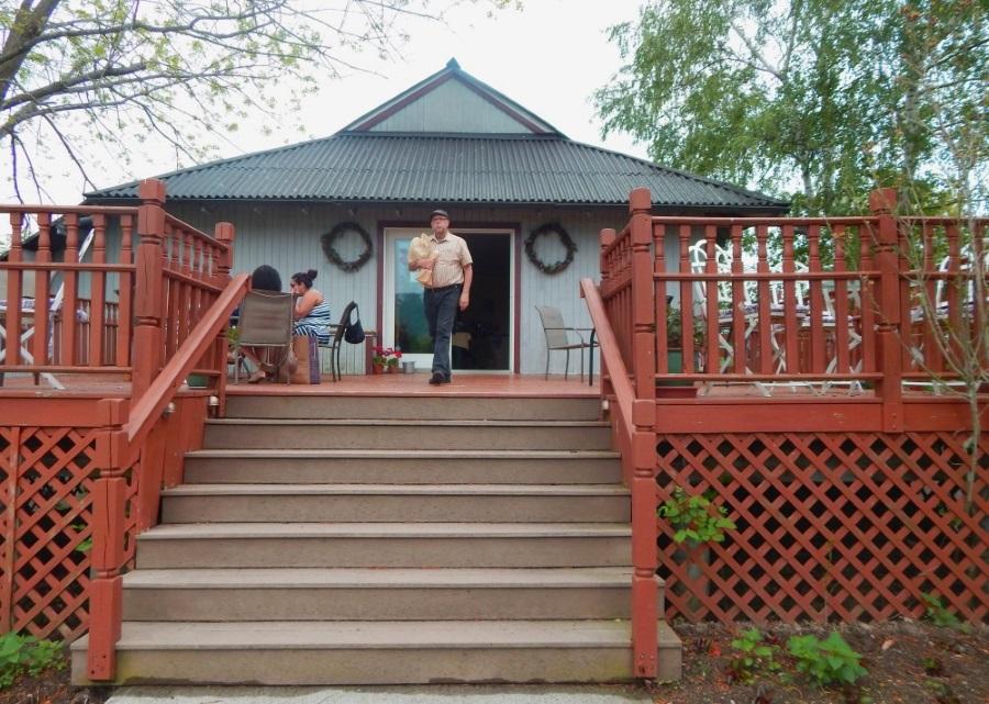 Whitecliff Porch