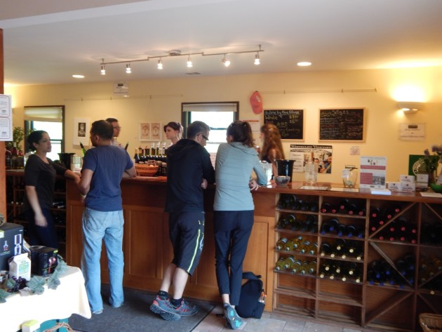 Whitecliff Tasting Room 2